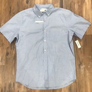 Old Navy Men's button down short sleeve